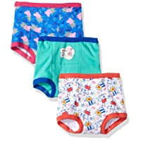 Peppa Pig Girls 3pk Training Pant