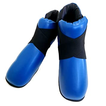 Full Contact Combat Sport >> Extiff Foot Protector Full Contact Martial Arts Slippers Foot
