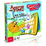 Adventure Time Guess Who? Game