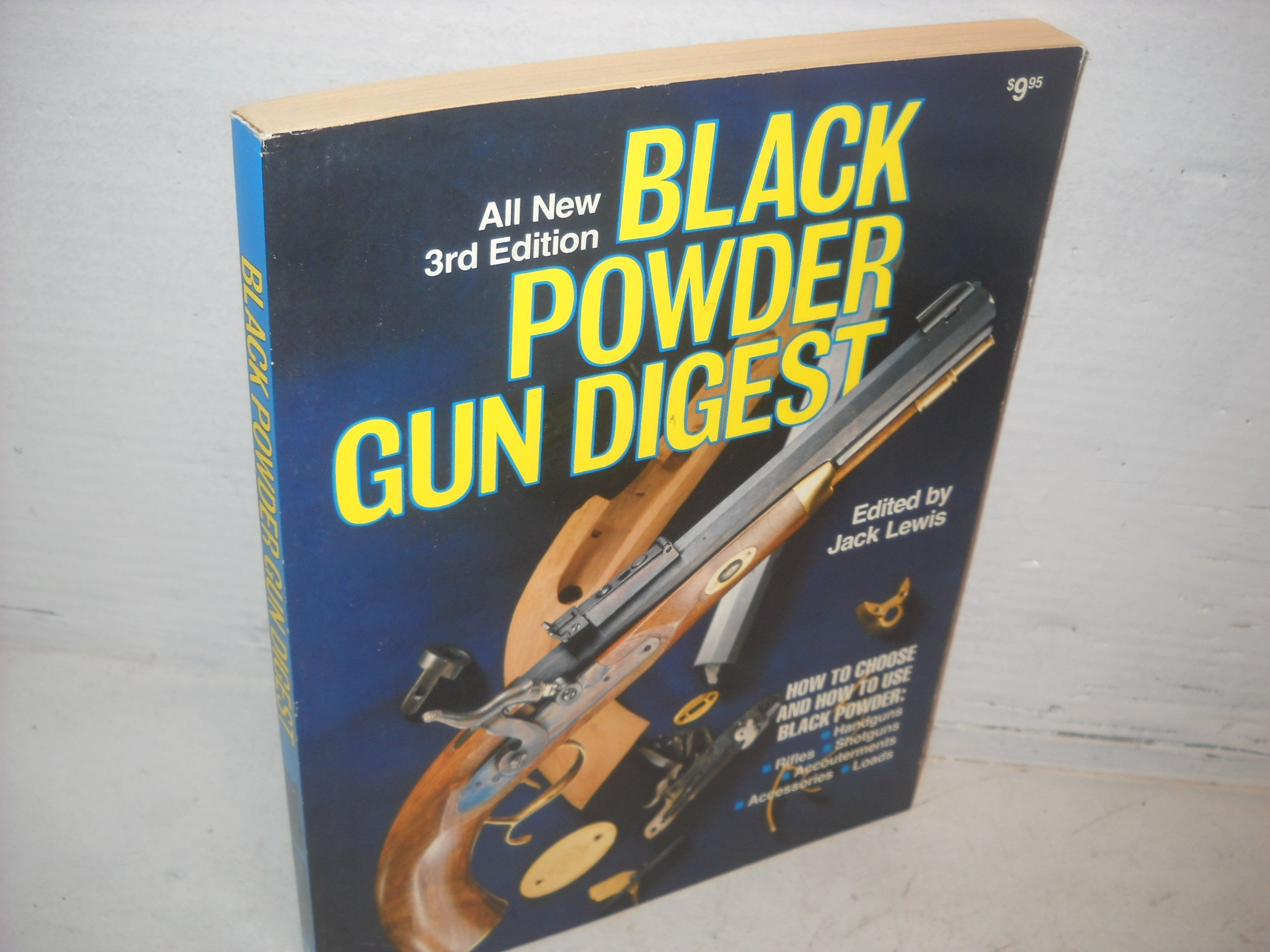 Black Powder Digest Jack Lewis