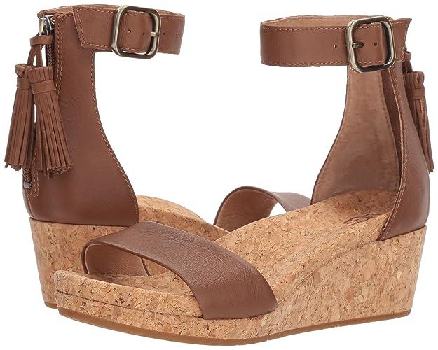 a6213b65038 Amazon.com  UGG Women s Zoe Wedge Sandal  Shoes