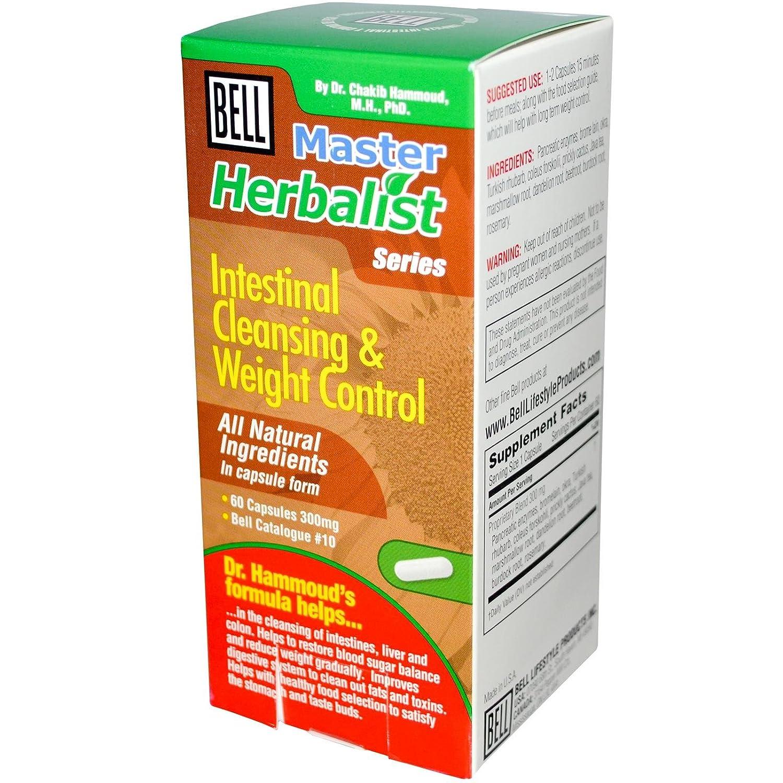 Amazon.com: Bell Lifestyle products intestinal limpieza y ...