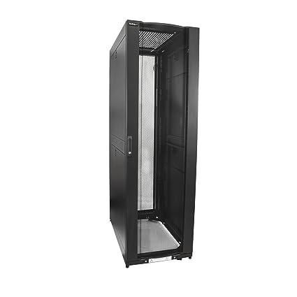 startechcom server rack cabinet 42u rack 37in deep tool less