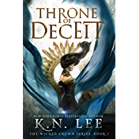 Throne of Deceit: An Epic Fantasy Adventure (The Wicked Crown Series Book 1) (English Edition)
