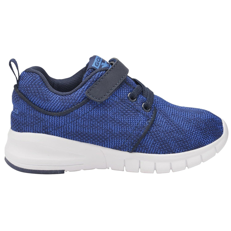Gola Sport Childrens//Kids Active Angelo Lightweight Touch Fasten Sneakers