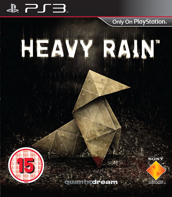 Heavy Rain - PS3   Cage, David. Concepteur