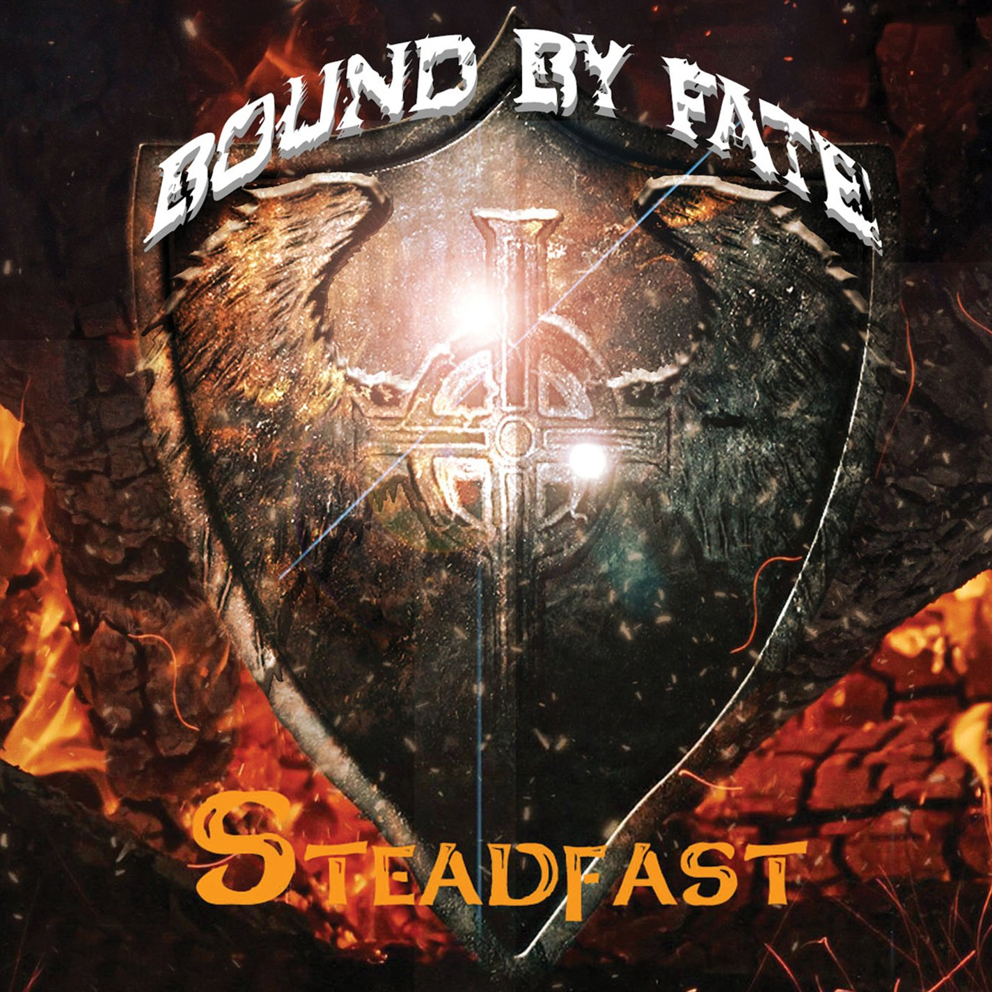 CD : Bound by Fate - Steadfast (CD)