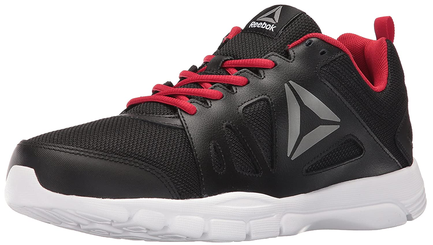Reebok Men's Trainfusion Nine 2.0 L MT Running Shoe B01DN4COE4 8 D(M) US|Black/Excellent Red/Pewter/White