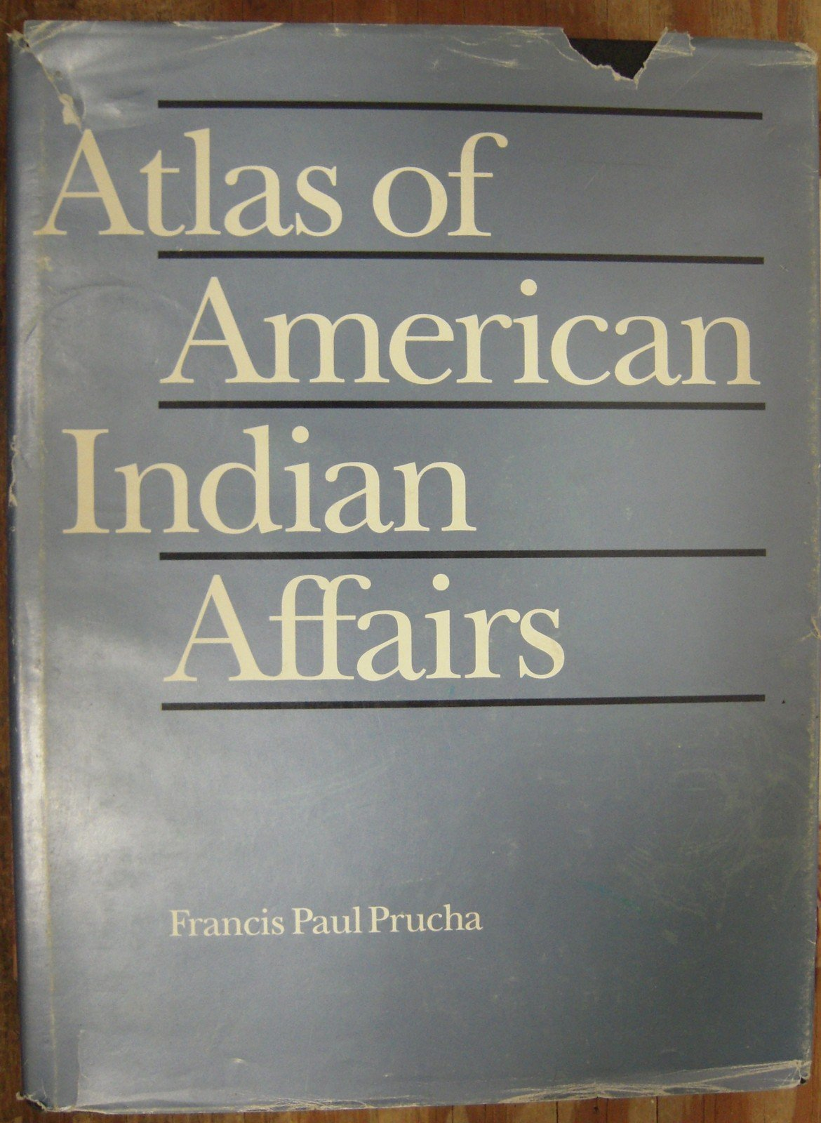 Atlas of American Indian Affairs