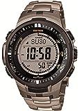 [カシオ]Casio 腕時計 PROTREK トリプルセンサーVer.3搭載 マルチバンド6 電波ソーラー PRW-3000T-7JF メンズ