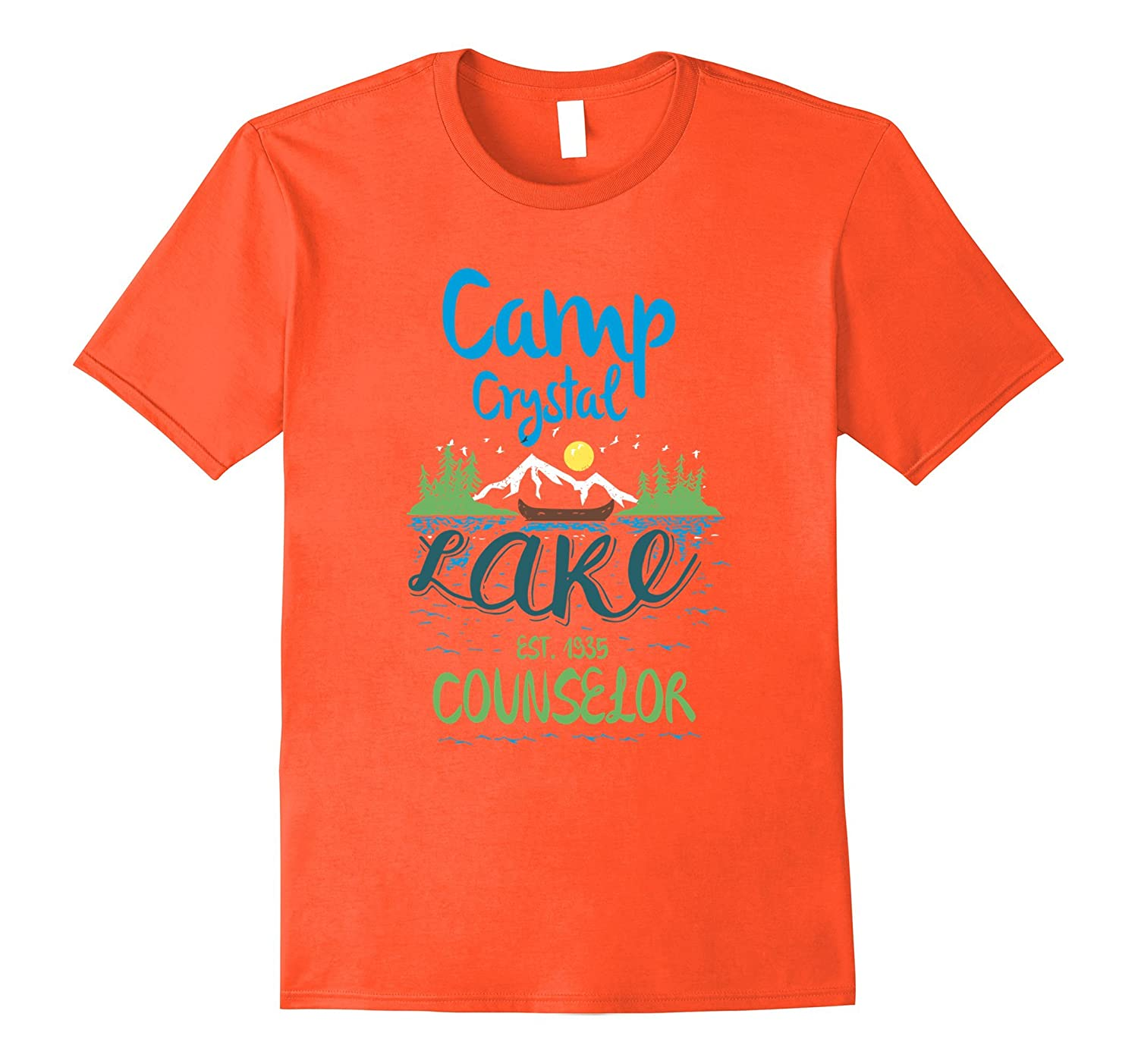 75776c3b644 Camp Crystal Lake Counselor est. 1935 Shirt-ANZ - Anztshirt
