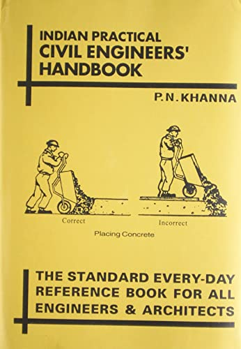 Indian Practical Civil Engineers Handbook