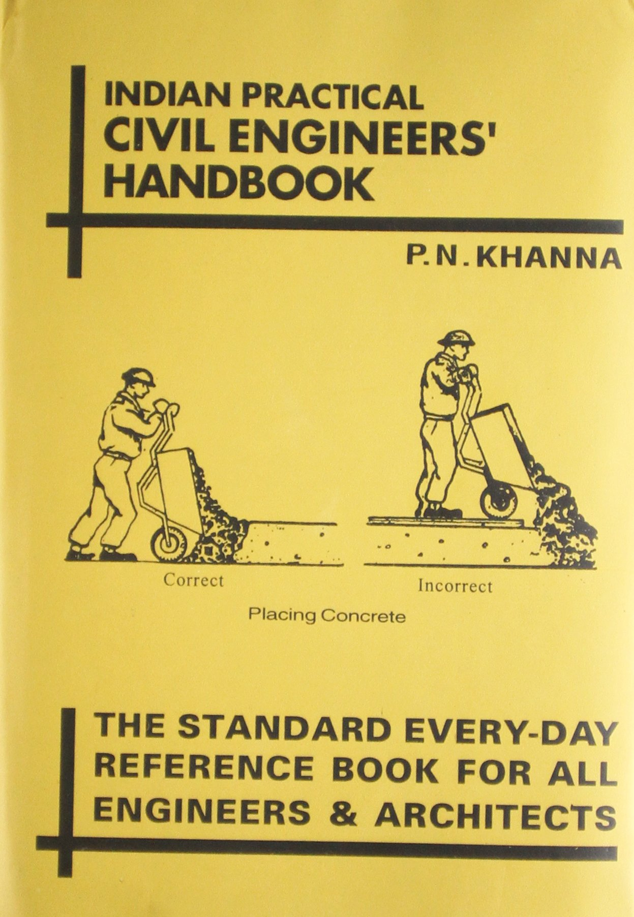 Buy Indian Practical Civil Engineers Handbook Book Online at Low Prices in  India | Indian Practical Civil Engineers Handbook Reviews & Ratings -  Amazon.in