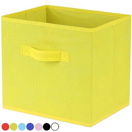 Hartleys Fabric Storage Box For 2, 3 U0026 4 Tier Cube Units