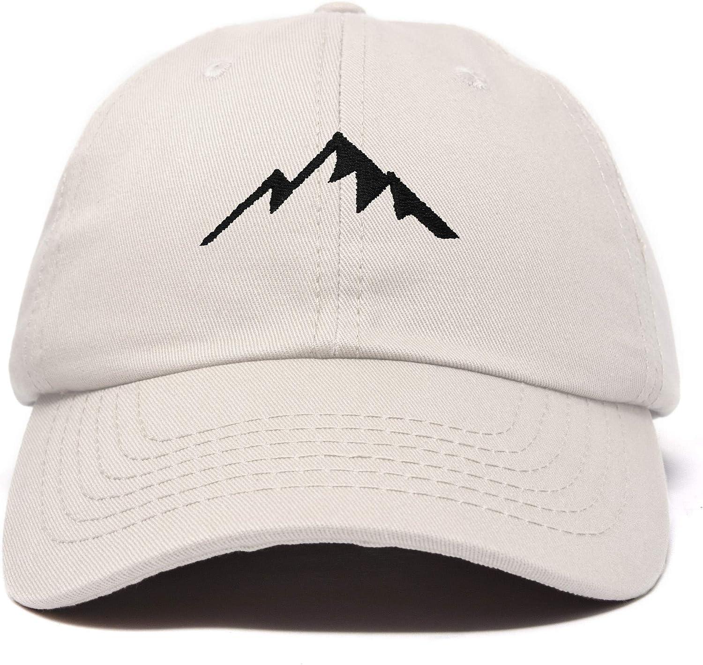 DALIX Outdoor Cap Mountain Dad Hat Hiking Trek Wilderness Ballcap