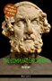 Homer: The Complete Epic Poems + A Biography of the Author (Book House Publishing) (The Greatest Writers of All Time)
