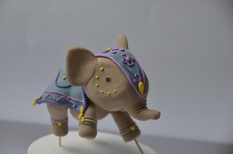 Elefante Bebé Hindú Personalizado y Hecho a mano en ...