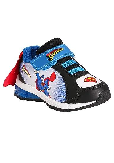f08fd1c7ed1480 Amazon.com  Superman Kid s Athletic Shoes  Clothing