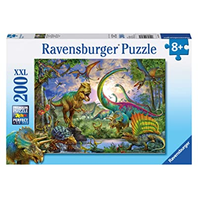 Ravensburger Realm of The Giants 200 Piece Jigsaw Puzzle for Kids – Every Piece is Unique, Pieces Fit Together Perfectly: Toys & Games