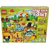 Lego Duplo 66538 - wildlife park- Superpack 3in 1