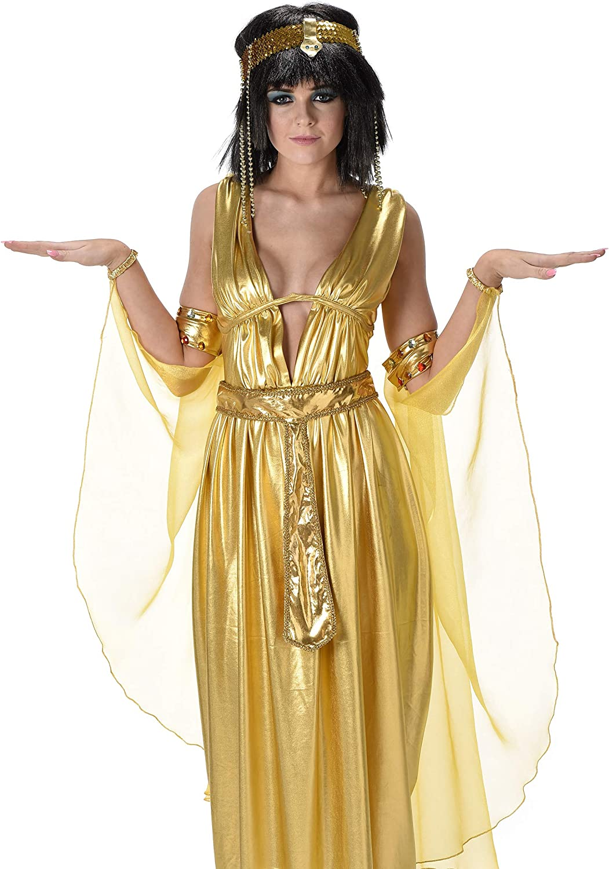 Generique - Disfraz de Cleopatra Mujer M: Amazon.es: Juguetes y juegos