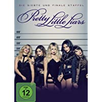 Pretty Little Liars - Die komplette siebte Staffel [4 DVDs]