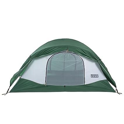 Diamond Brand Gear Free Dome 2- Green - Green Tent with Green Fly  sc 1 st  Amazon.com & Amazon.com : Diamond Brand Gear Free Dome 2- Green - Green Tent with ...