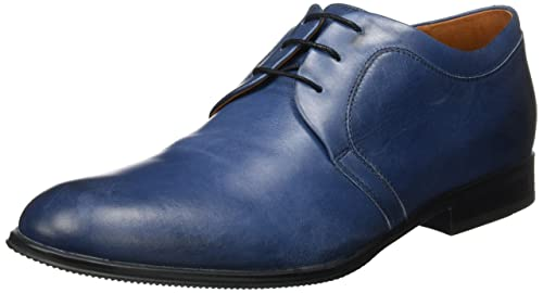 Derby, Mens Derby Lace-up Gino Rossi