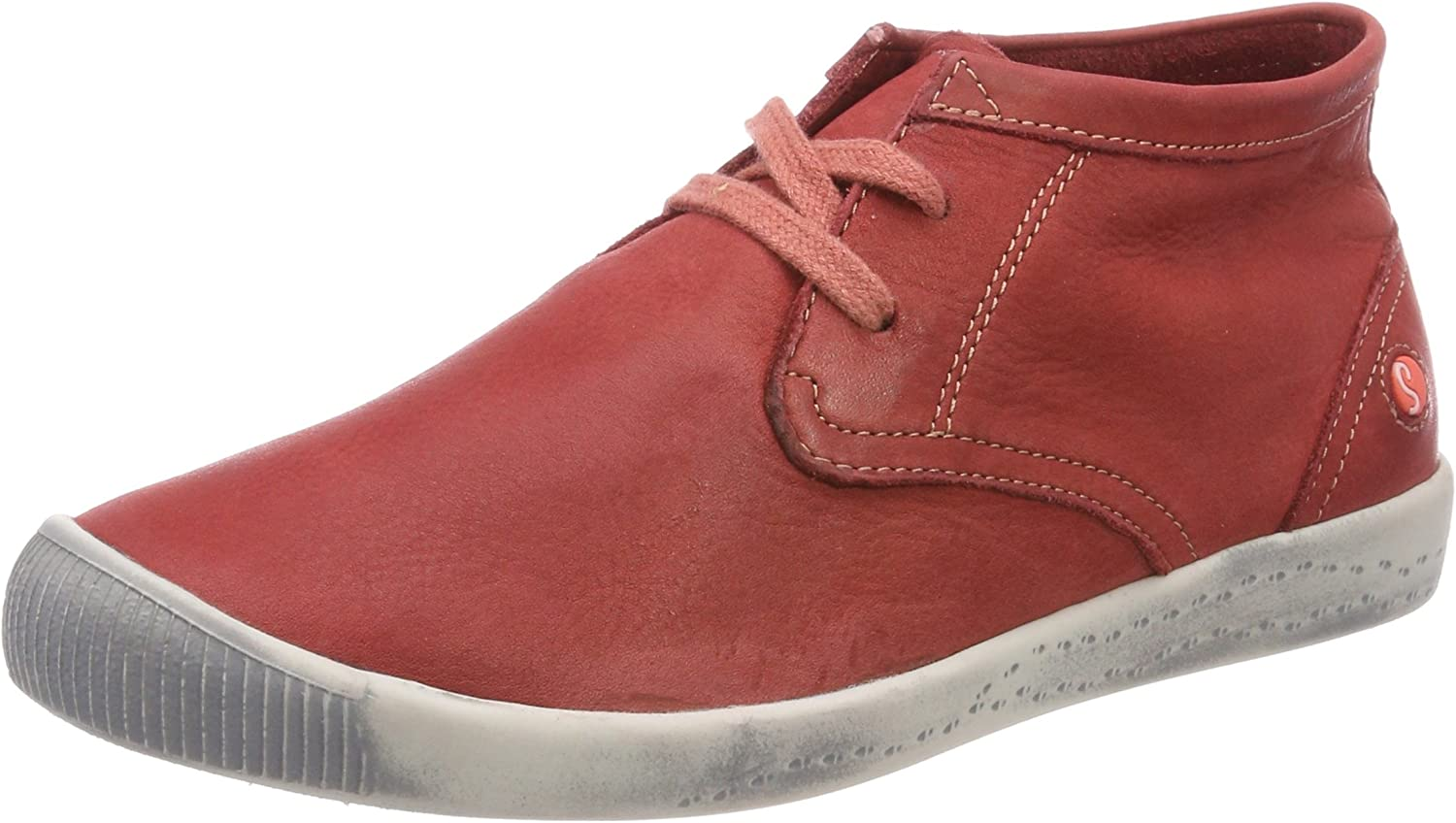 Softinos Women's High-Top Trainers: Shoes