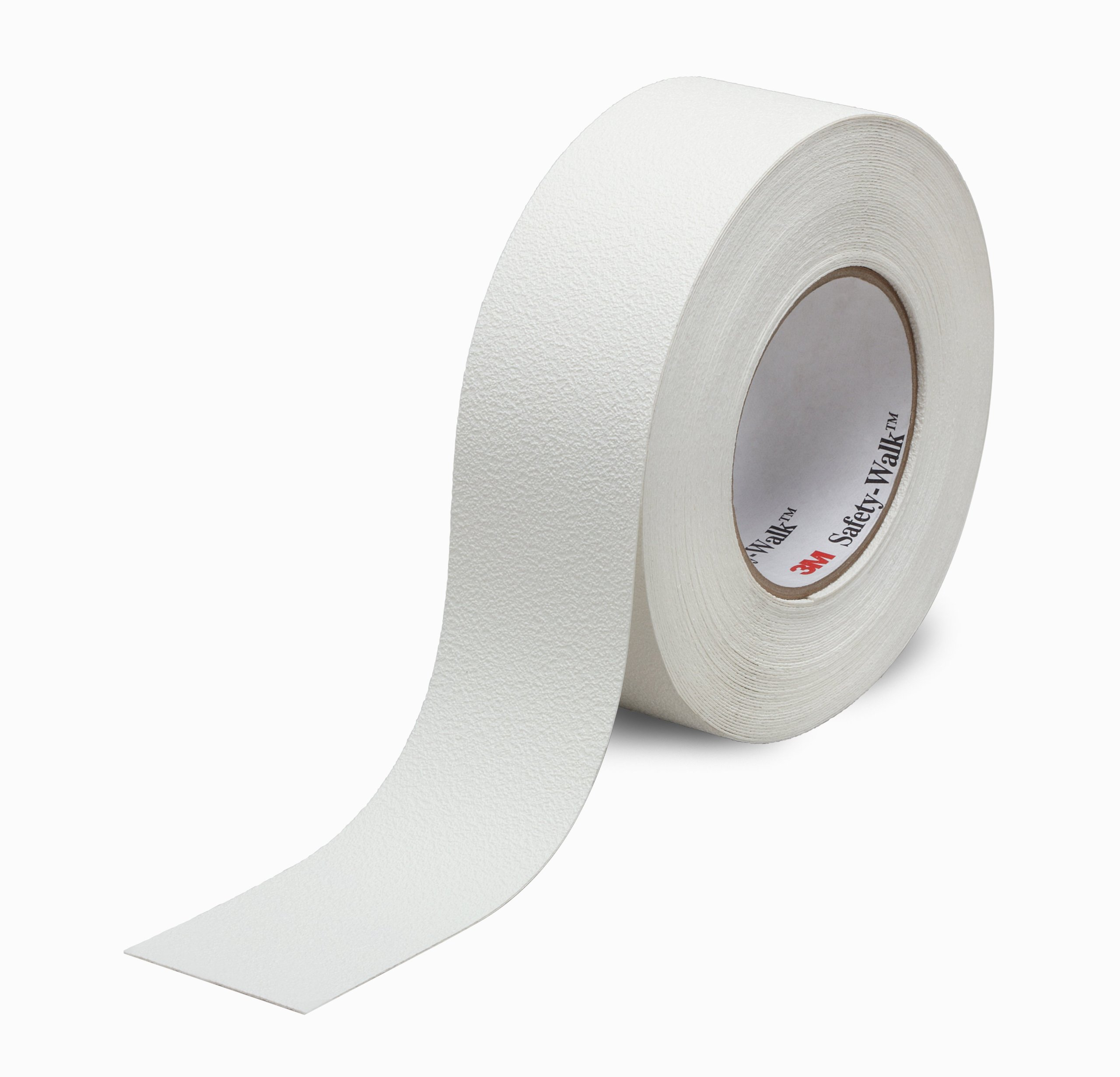 3M Safety-Walk Slip-Resistant Fine Resilient Tapes and Treads 280, White, 1'' Width, 60' Length (Pack of 4 Rolls)