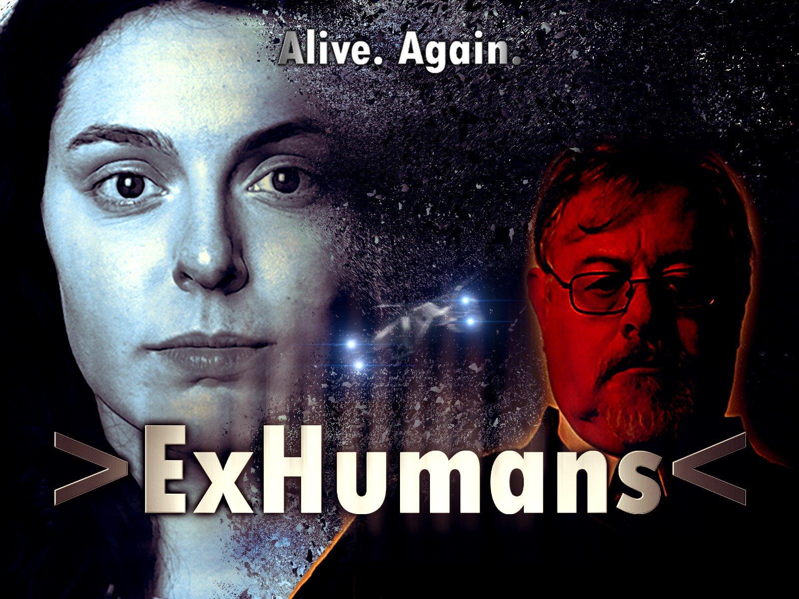 ExHumans on Amazon Prime Video UK