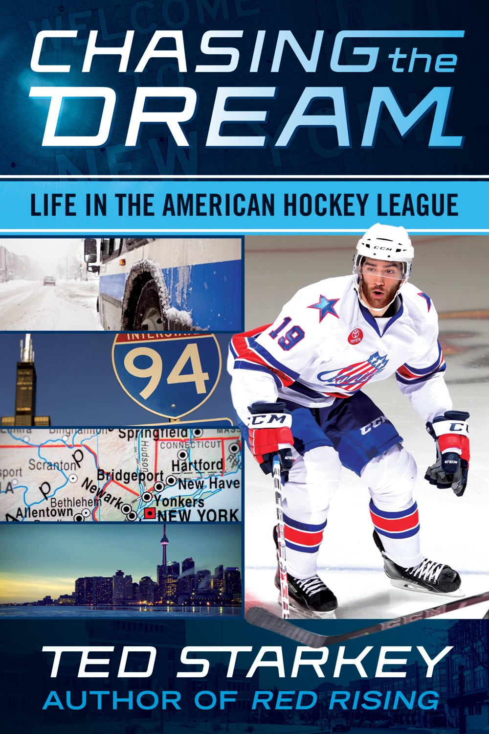 Amazon Com Chasing The Dream Life In The American Hockey League
