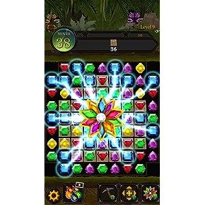 Jewels & Jungle Pop : Match3 Gem Crush Puzzle: Amazon.es ...