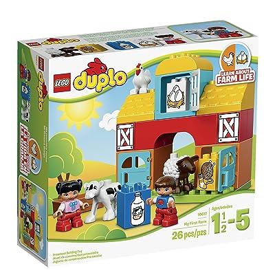 LEGO DUPLO My First Farm 10617: Toys & Games
