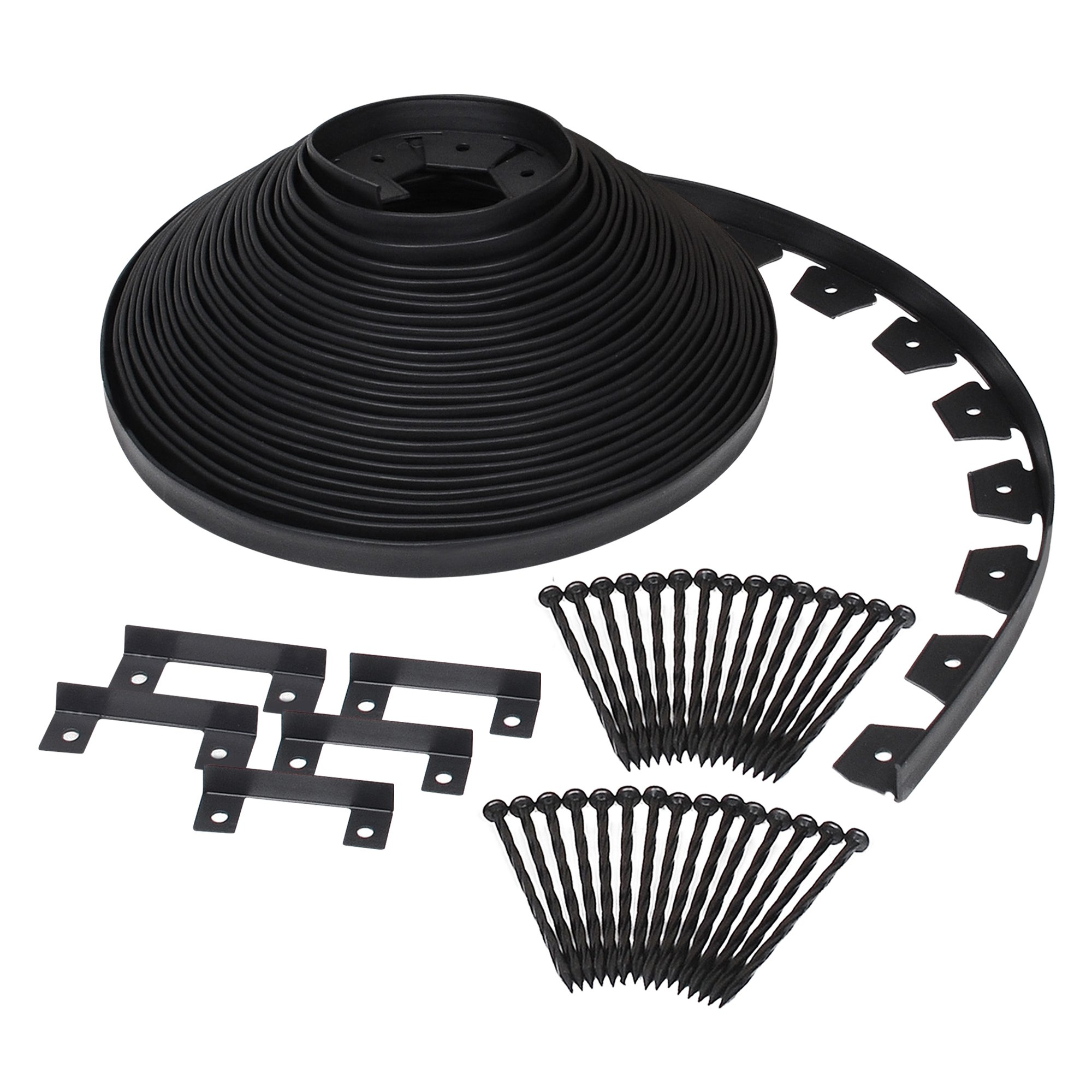 Dimex EasyFlex Plastic No-Dig Landscape Edging Kit, 100-Feet product image