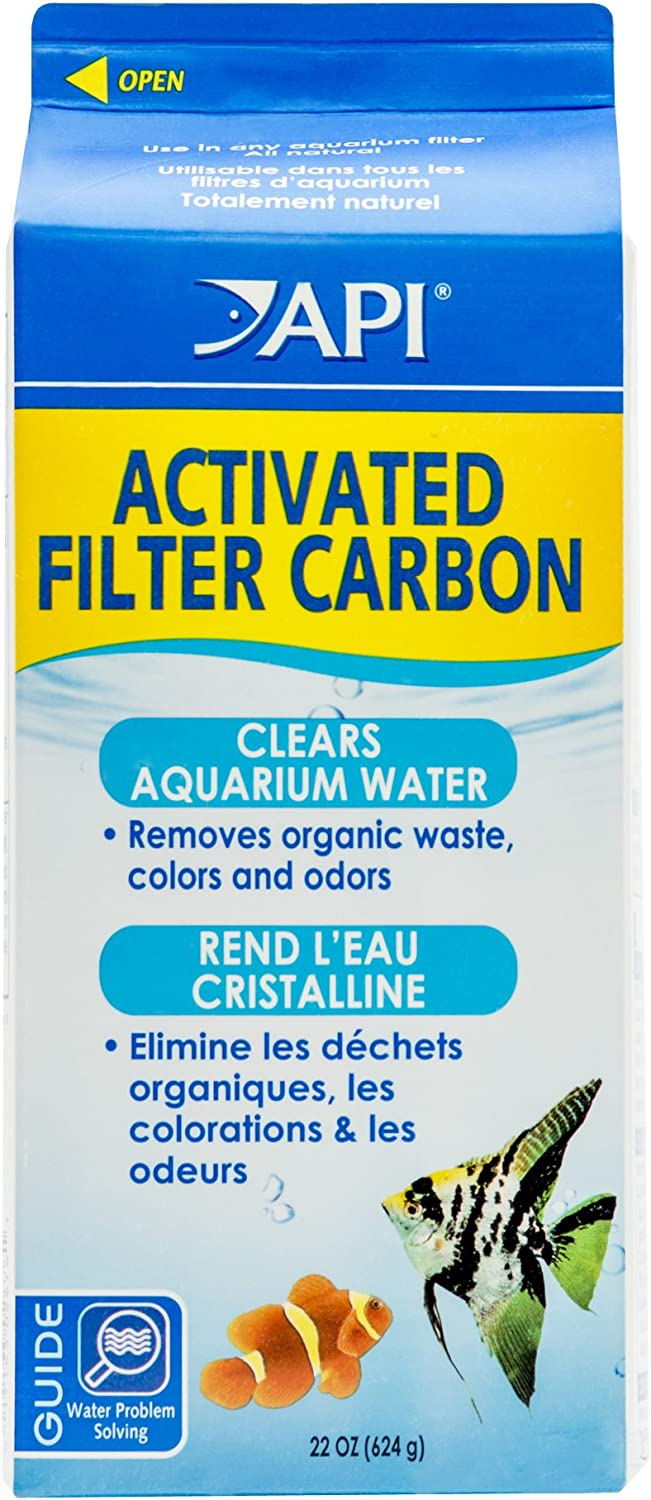 API Activated Filter Carbon -the best chemical filter media
