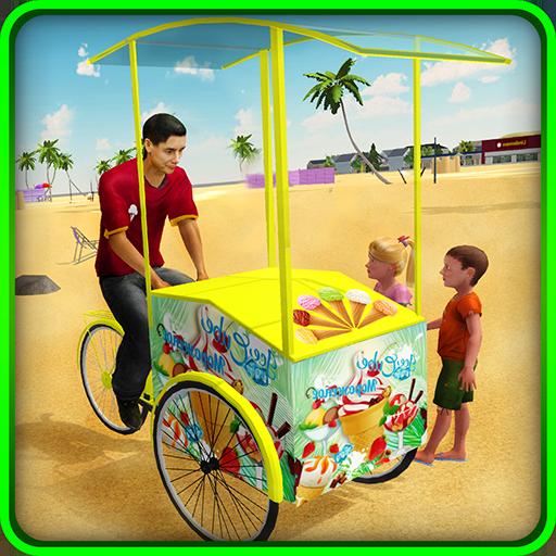 Beach Ice Cream Delivery SIM