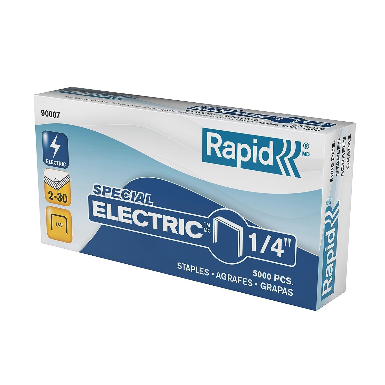 Rapid 90007 1/4 Staple Rapid 90007 1/4 Staple ESSELTE CORPORATION