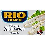 Rio Mare Filetti di Sgombro al Naturale - 125 gr