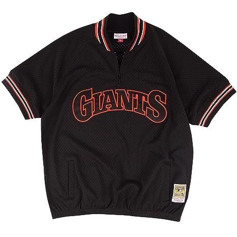 c8acc78b Amazon.com : Will Clark San Francisco Giants #22 Men's Mitchell ...