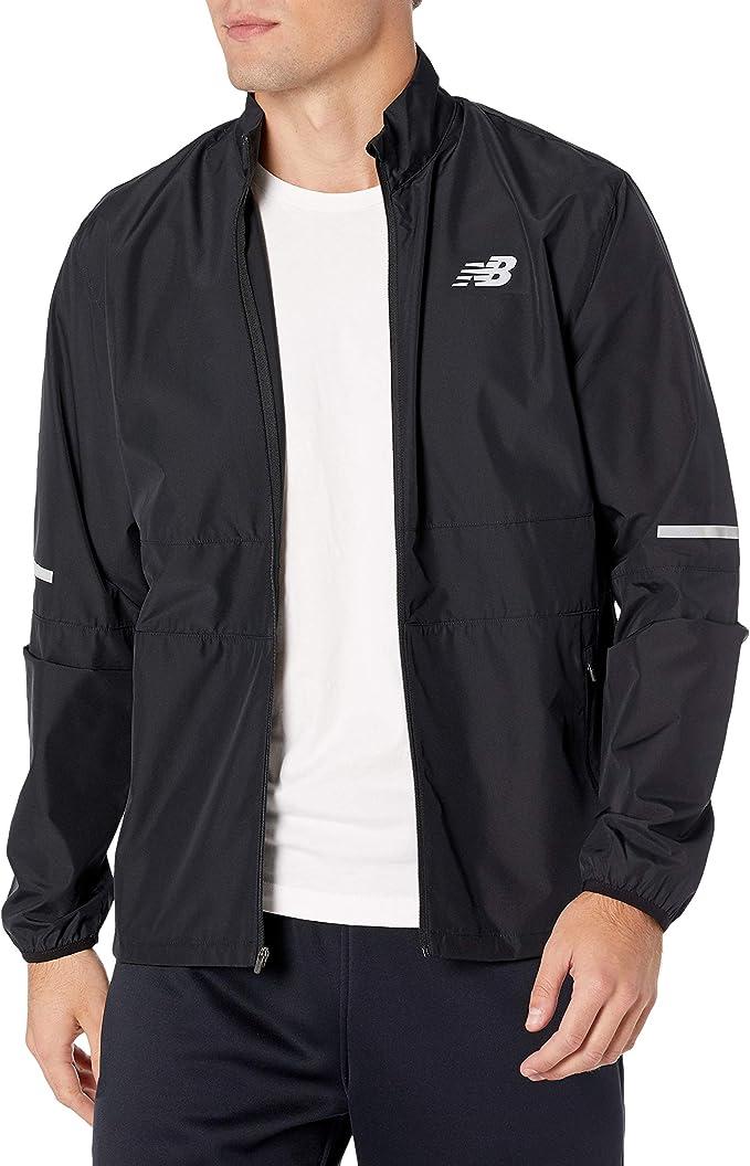 Estoy orgulloso compañera de clases Pasto  Amazon.com : New Balance Men's Accelerate Jacket : Clothing