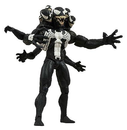 Amazon Com Diamond Select Toys Marvel Select Venom Action Figure