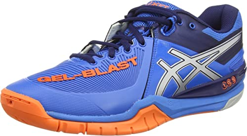 Sin cabeza invadir Apto  ASICS Gel-Blast 6, Men's Handball Shoes: Amazon.co.uk: Shoes & Bags