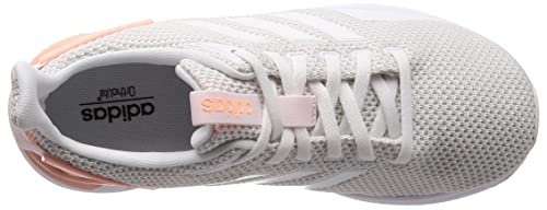 Amazon.com | adidas Womens Questar Ride, Footwear White/Grey/HAZCOR, 7.5 US | Running
