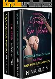 """Trilogía La Fiesta de San Valentín: """"Romance en la oficina"""", """"La jefa"""" y """"Una mujer de mundo"""""""