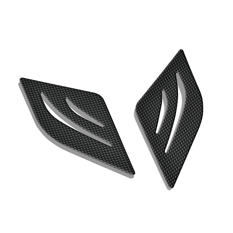 Show Chrome Accessories 52-841 Saddlebag Hanger Scuff Pad