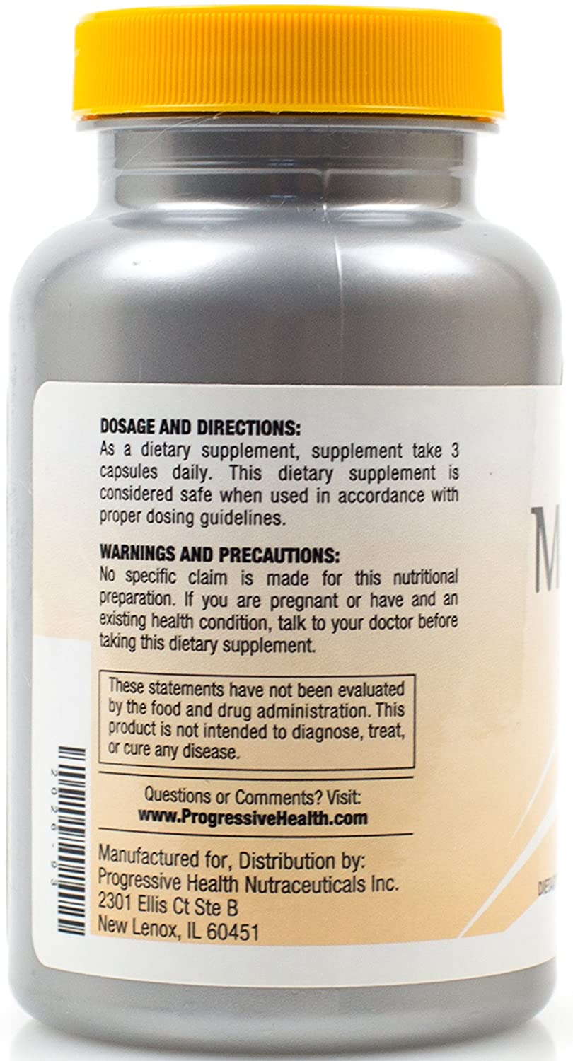 Canker Sore Relief Pills for Mouth and Lip Ulcers, 1 Month Supply -  Contains Vitamin B12, Folate,