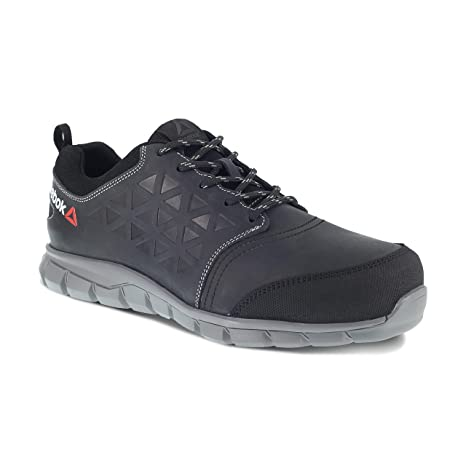e7592e30 REEBOK WORK IB136S3 39 Excel Light S3 SRC Zapatillas de seguridad para  mujer, talla 39, color negro: Amazon.es: Industria, empresas y ciencia