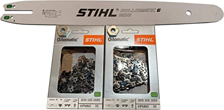 "NEW 61PMM3 55 Stihl 61PMM355 MS170 MS180 Saw Chain 16/"" PICCO Micro 3//8 .043"