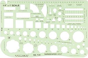amazon com yardscaper landscapes template home kitchen